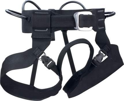 Страховочная система Black Diamond Alpine Bod Harness XS черная