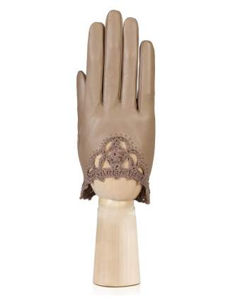 Перчатки женские Eleganzza F-IS0702 коричневые 7