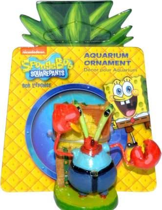 Грот для аквариума Penn-Plax Мистер Крабс, полиэфирная смола, 10х6х6 см