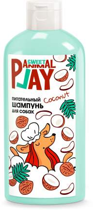 Шампунь для собак Animal Play SWEET Ямайский кокос, питательный, 300 мл