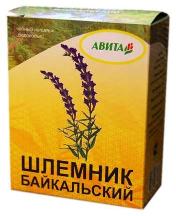 Шлемник байкальский Авита трава для заваривания 25 г