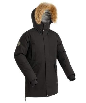 Куртка мужская Bask Vorgol, черная, 50 RU