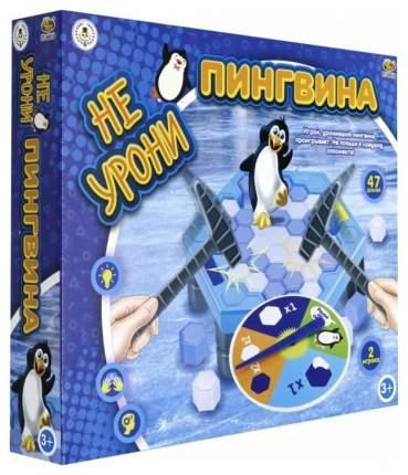"""Настольная игра """"Не урони пингвина"""", 47 деталей"""