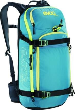 Рюкзак для лыж и сноуборда EVOC FR Pro M/L, petrol/loam, 40 л