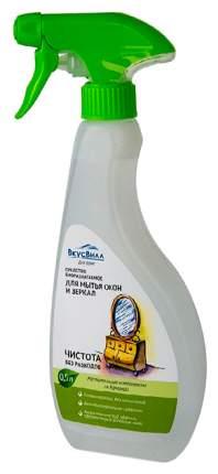 Моющее средство ВкусВилл для окон и зеркал 0.5 л