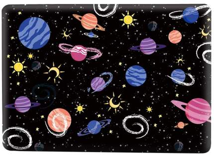 "Чехол для Macbook Air 13"" i-Blason Cover space planet"