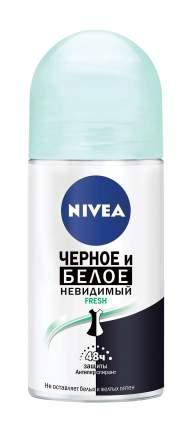 Антиперспирант Nivea Невидимая защита для черного и белого 50 мл
