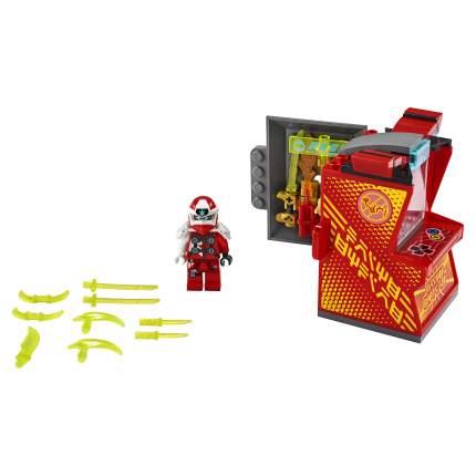 Конструктор LEGO NINJAGO 71714 Игровой автомат Кая