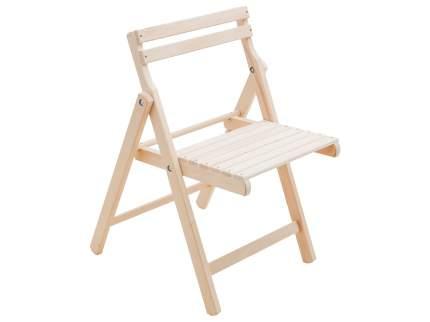 Складной дачный стул СМКА Дачный СМ046Б Береза