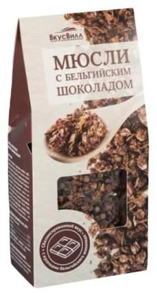Мюсли с бельгийским шоколадом 300 г