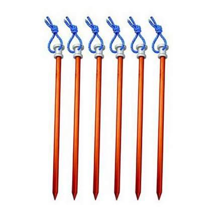 Колышки для палатки AceCamp 2719 2719-blue-red