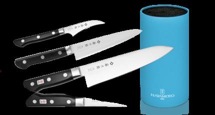 Набор Ножей TOJIRO GIFTSET-TJ06