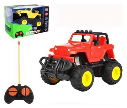 Джип Junfa toys радиоуправляемый световые эффекты 121737-TN