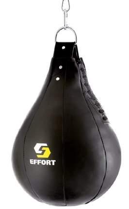 Груша боксерская EFFORT PRO, (винилискожа), 40 см, d 25 см, 5 кг