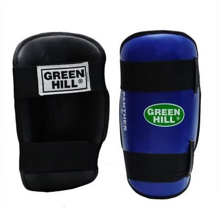 Защита голени Green Hill SPP-2124, L, Для разного уровня, искусственная кожа
