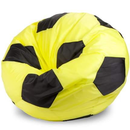 Комплект чехлов Кресло-мешок мяч  XL, Оксфорд Желтый и черный
