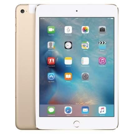 Apple iPad mini 4 Wi-Fi + Cellular 64 ГБ, золотой