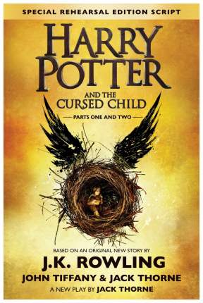 Книга Scholastic Harry Potter and the Cursed Child. Parts One and Two