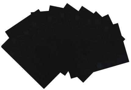 Декоративный фетр Soft, черный, 10 листов Мир Рукоделия