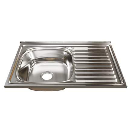 Мойка для кухни из нержавеющей стали MIXLINE 528177