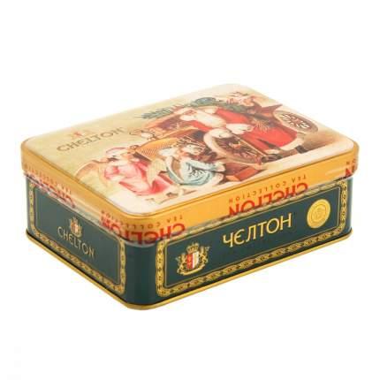 Чай Chelton шкатулка С Новым годом черный 50 г