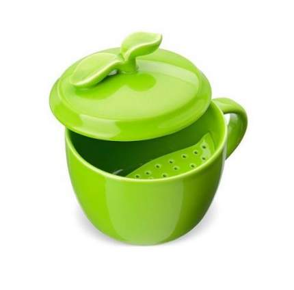Кружка для заваривания чая MAYER & BOCH, 275 мл, зеленый