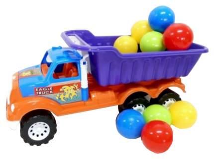 Машинка Kinderway Орел экстра, с шариками