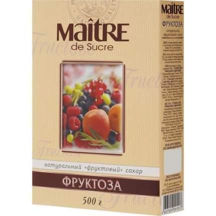 Фруктоза Maitre De Sucre 500г