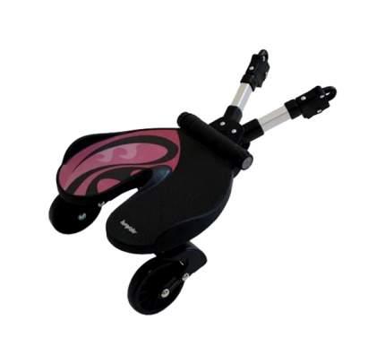 Подножка Bumprider (Бампрайдер) для второго ребенка pink 51291-08