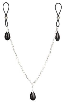 Зажимы для сосков California Exotic Novelties Nipple Play Non-Piercing Jewelry Onyx