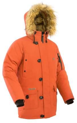 Пуховая куртка  DIXON 1461-9111-052 ОРАНЖЕВЫЙ 52