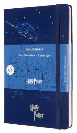 "Блокнот ""Le Harry Potter"" Large, 96 листов, в линейку, синий"