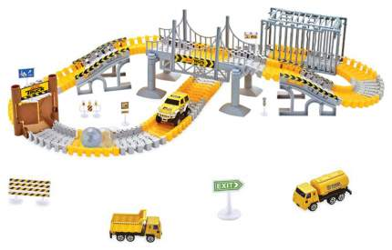 Автотрек 1 Toy Стройплощадка 179 деталей