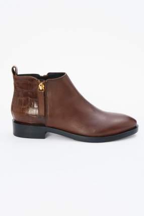 Ботинки женские GEOX D842UF/0436Y коричневые 39 RU