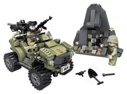 Конструктор Армия России Военный Квадроцикл - АР-01003