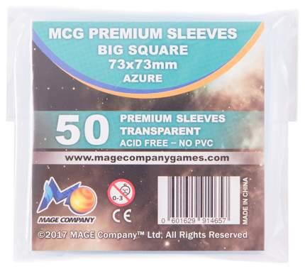 Протекторы для карт Ultimate Guard MCG Premium Big Square 73x73мм