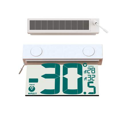 Цифровой термометр на солнечной батарее RST 01377