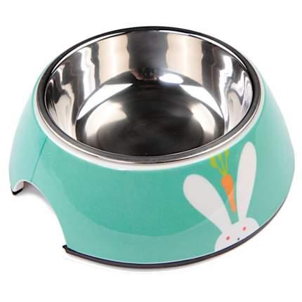 Миска для домашних животных Bobo, голубая, 150 мл