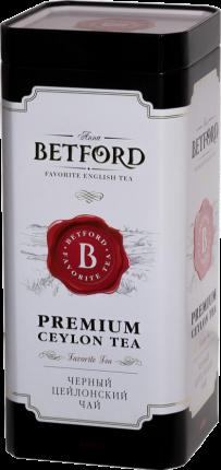 Чай черный Betford фаворит 400 г