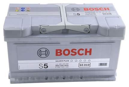 Аккумулятор автомобильный Bosch 0092S50100