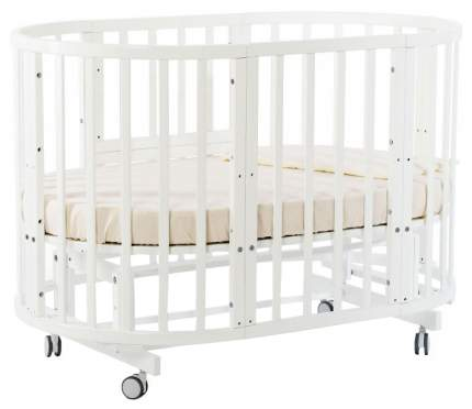 Детская кровать-трансформер Nido Magia Nuovita, Bianco/Белый