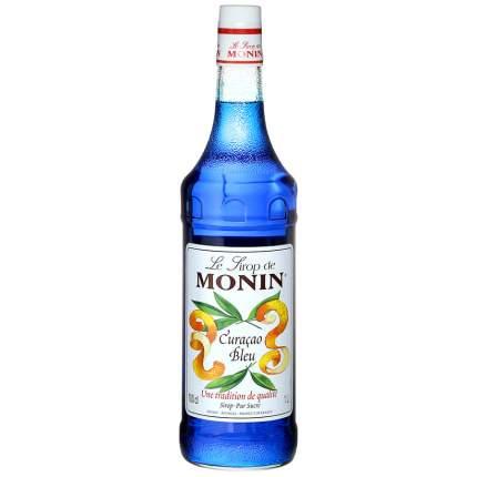 Сироп Monin блю курасао 1 л