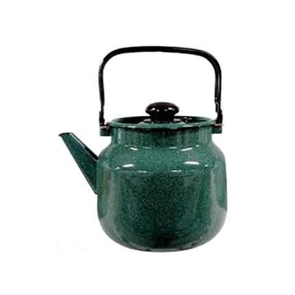 Чайник для плиты Лысьвенские эмали С-2713П2/РМХРЧ 3.5 л