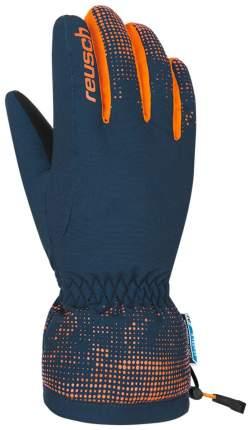 Перчатки Reusch Xaver R-TEX XT Junior темно-синие, размер 6.5