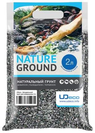 Грунт для аквариума UDeco Canyon Emerald 4-6 мм 2 л