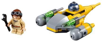 Конструктор LEGO Star Wars 75223 Микрофайтеры: Истребитель с планеты Набу