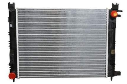 Радиатор охлаждения двигателя ASAM-SA 32184