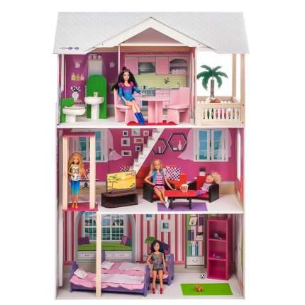 Кукольный домик Paremo Сицилия с мебелью