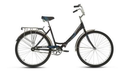 """Велосипед Forward Sevilla 26 1.0 2019 18.5"""" черный матовый"""