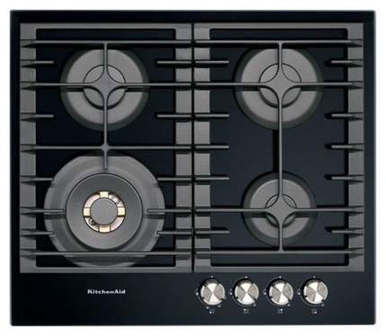 Встраиваемая варочная панель газовая KitchenAid KHGD4 60510 Silver